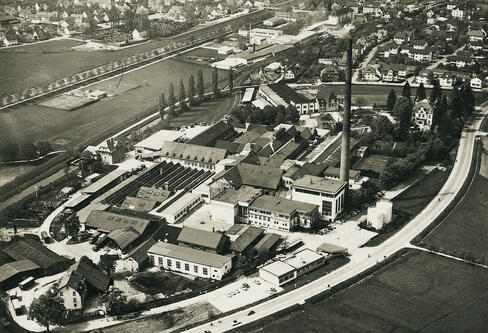 mill oberkirch in 1942