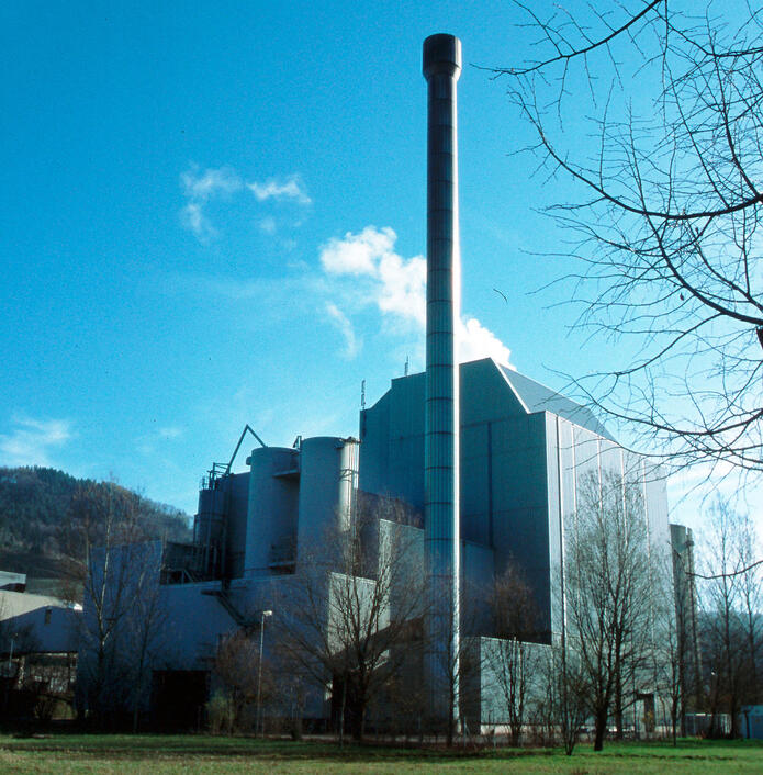 power plant in oberkirch